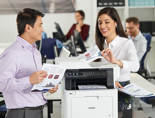 for business printers aios billboard sidekick 1