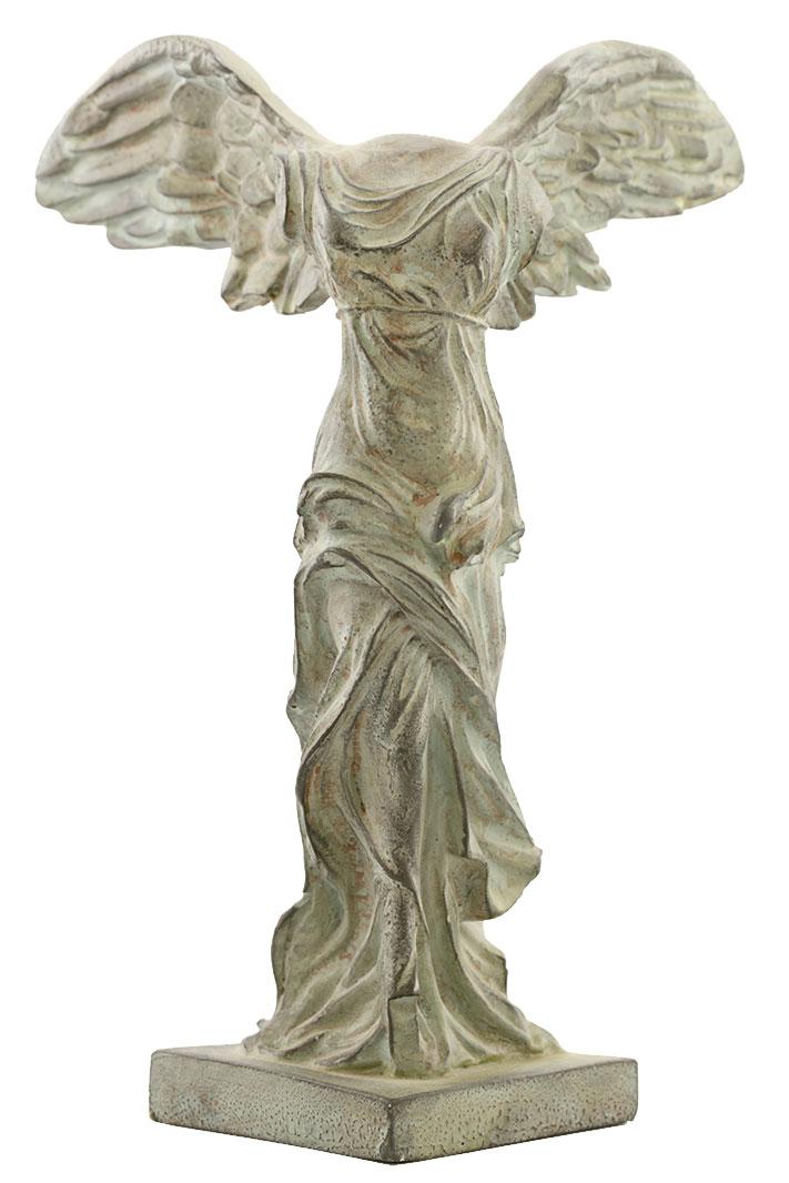 Ephesus Office Technologies Nike Statue Logo